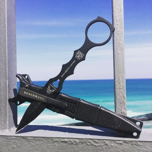 Benchmade - Perfection In Paradise #benchmadesocp #knivesofinstagram #hollywoodfl #springbreak2017 #benchmadeknifecompany