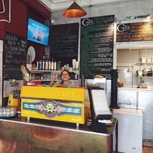 COFFEEUFEEL - The ultimate collaboration. Cafe Cuba, a Palmerston North Icon joins the coffee revolution with havanacoffeeworks 🇨🇺 YeAH Baby!!! #Cafecuba #COFFEEUFEEL...