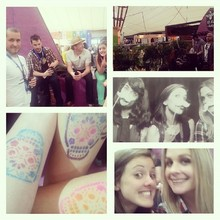 COFFEEUFEEL - coffee expo with cool kids from #havanacoffeeworks #mice2014 so much fun!